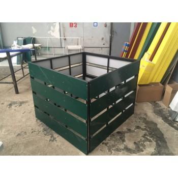 Компостер из оцинкованной стали (1000,1560 литров)