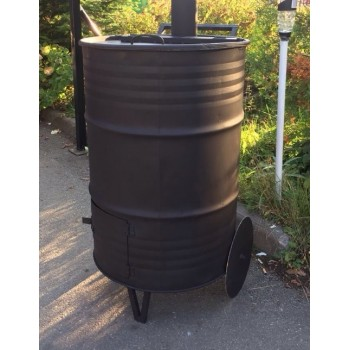 Купить бочку для сжигания мусора